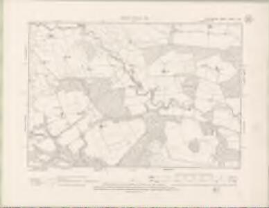 Perth and Clackmannan Sheet LXXXV.NW - OS 6 Inch map