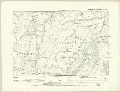 Yorkshire LXII.SE - OS Six-Inch Map