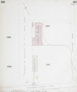 Insurance Plan of the City of Manchester Vol. IV: sheet 123