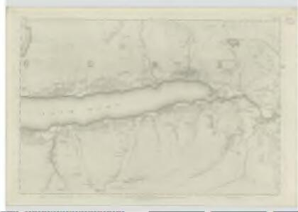 Perthshire, Sheet XCIII - OS 6 Inch map