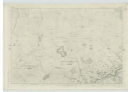 Perthshire, Sheet XXXIX - OS 6 Inch map