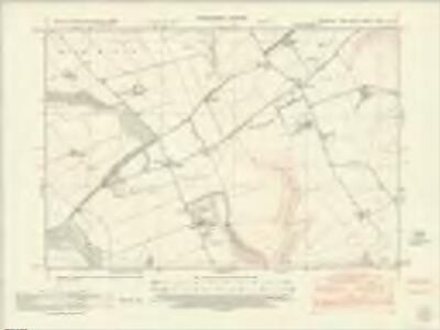 Yorkshire CXLIV.NW - OS Six-Inch Map