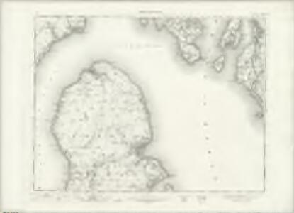 Arran - OS One-Inch map