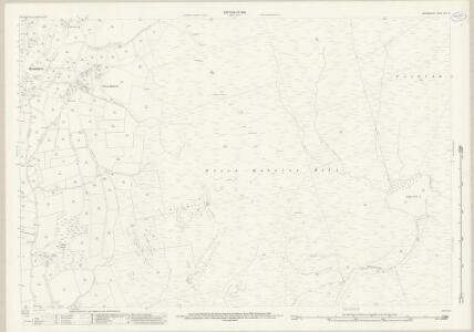 Westmorland XXVII.10 (includes: Kentmere; Longsleddale; Over Staveley) - 25 Inch Map
