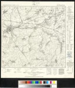 Meßtischblatt 5139 : Ronneburg, 1942