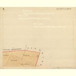Moskowitz - m1678-1-003 - Kaiserpflichtexemplar der Landkarten des stabilen Katasters