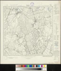 Meßtischblatt 1525 : Riede, 1936
