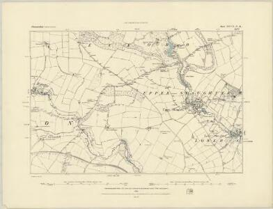 Gloucestershire XXVIII.NW - OS Six-Inch Map