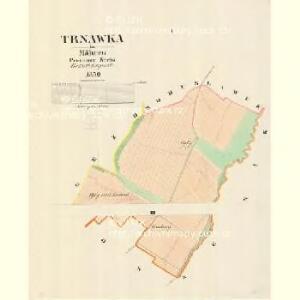 Trnawka - m3131-1-001 - Kaiserpflichtexemplar der Landkarten des stabilen Katasters