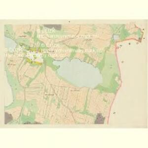 Berlau - c0498-1-005 - Kaiserpflichtexemplar der Landkarten des stabilen Katasters