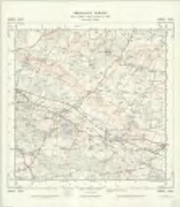 TQ85 - OS 1:25,000 Provisional Series Map