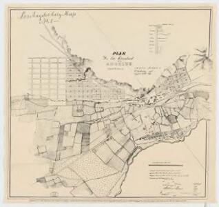 Plan de la Ciudad de Los Angeles :