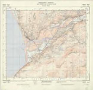SH61 & Parts of SH51 - OS 1:25,000 Provisional Series Map