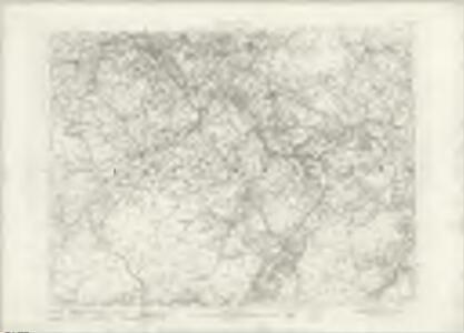 Hamilton - OS One-Inch map