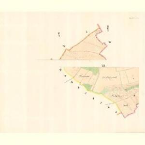 Wesselitzko - m3364-1-006 - Kaiserpflichtexemplar der Landkarten des stabilen Katasters