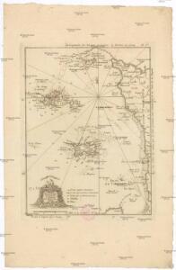 Les isles de Jersey, Guernsey, Alderney, ou Aurigny