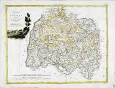 Circolo di Svevia diviso ne suoi stati