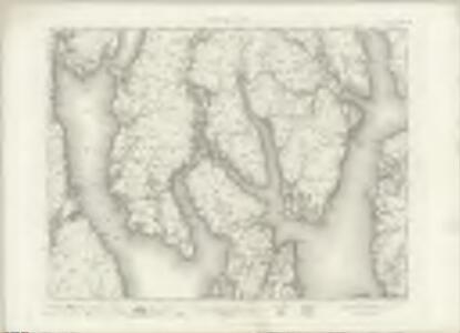 Rothesay - OS One-Inch map