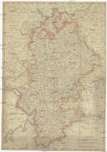 Königreich Baiern nach der neuesten Begrenzung