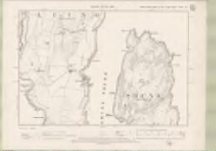 Argyll and Bute Sheet CXXIX.SE - OS 6 Inch map