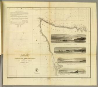 Gray's Harbor-Admiralty Inlet.