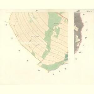 Pinkaute (Blauket) - m2307-1-003 - Kaiserpflichtexemplar der Landkarten des stabilen Katasters