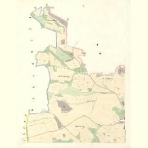 Strzebomislitz (Strzebomislice) - c8042-1-001 - Kaiserpflichtexemplar der Landkarten des stabilen Katasters