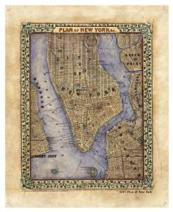 Plan of New York
