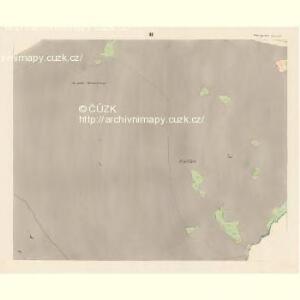Tiergarten - c5353-1-003 - Kaiserpflichtexemplar der Landkarten des stabilen Katasters