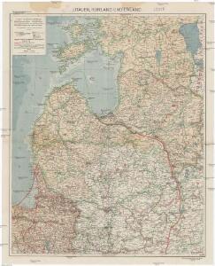 Litauen, Kurland und Livland