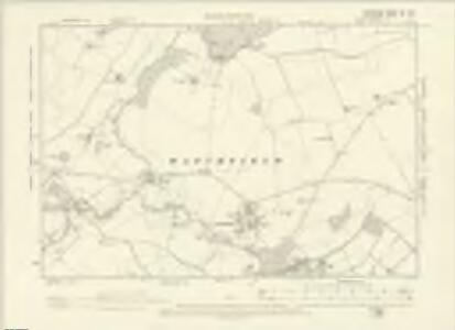 Berkshire XII.NE - OS Six-Inch Map