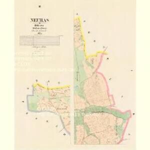Neuras - c5089-1-001 - Kaiserpflichtexemplar der Landkarten des stabilen Katasters