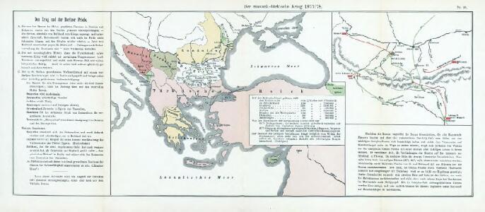 Nr. 15. Der russisch-türkische Krieg 1877/78