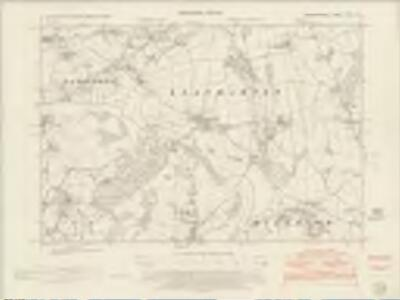 Monmouthshire XXIX.SE - OS Six-Inch Map