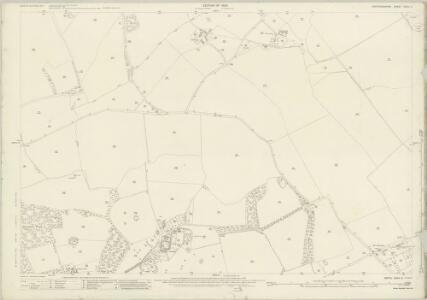 Hertfordshire XXXV.5 (includes: Bishops Hatfield; Colney Heath; Sandridge Rural; St Albans) - 25 Inch Map
