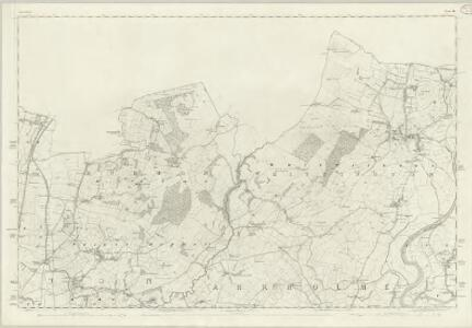 Lancashire XIX - OS Six-Inch Map