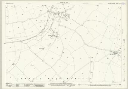 Northamptonshire LIX.3 (includes: Helmdon; Wappenham) - 25 Inch Map