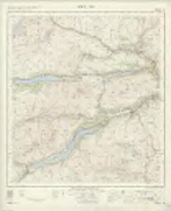 Loch Tay - OS One-Inch Map