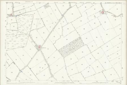 Yorkshire CCXXII.8 (includes: Bubwith; Spaldington; Wressle) - 25 Inch Map