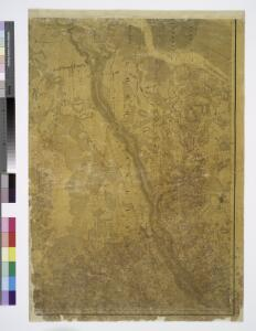 Map of New-York Bay and Harbor and the environs / founded upon a trigonometrical survey under the direction of F.R. Hassler, superintendent of the Survey of the Coast of the United States; triangulation by James Ferguson and Edmund Blunt assistants; the hydrography under the direction of Thomas R. Gedney, lieutenant U.S. Navy; the topography by C. Renard and T.A. Jenkins assists.; verified by C.M. Eakin, assistant.