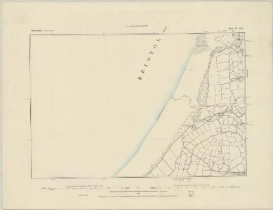 Somerset III.SW - OS Six-Inch Map