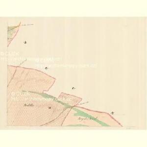 Gross Deschau - m3335-1-002 - Kaiserpflichtexemplar der Landkarten des stabilen Katasters