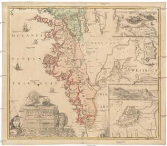 Tractus Norvegiae Suecicus praefecturam Bahusiae finitimaeqve Daliae provinciae partem sistens