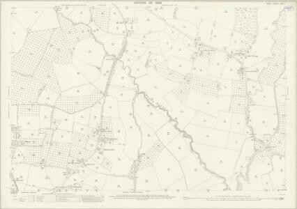 Kent LXII.1 (includes: Horsmonden; Marden; Yalding) - 25 Inch Map