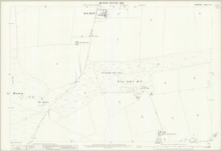 Hampshire and Isle of Wight IX.11 (includes: Kingsclere) - 25 Inch Map
