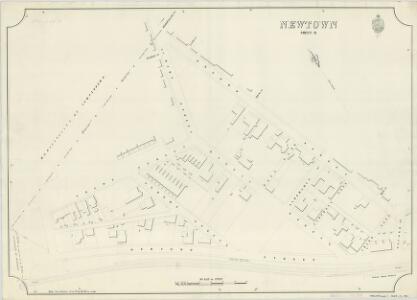 Newtown, Sheet 11, 1890
