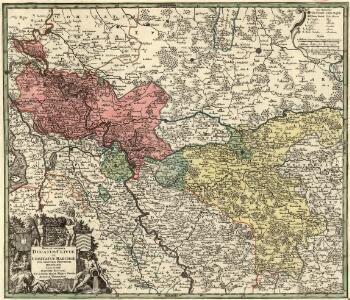 Nova et Accurata Ducatus Cliviae et Comitatus Marchiae, cum finitimis Provinciis Delienatio