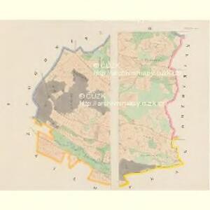 Radachow - c6369-1-001 - Kaiserpflichtexemplar der Landkarten des stabilen Katasters
