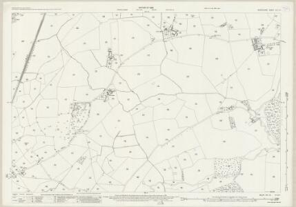 Shropshire XIV.16 (includes: Wem Rural; Wem Urban) - 25 Inch Map