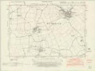 Hertfordshire XVI.SE - OS Six-Inch Map
